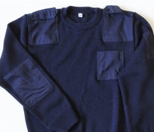 Security sweaters in contract quantities