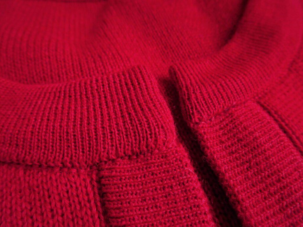 Knitwear for Corporatewear Workwear and Uniform - bespoke ladies' cardigan in Teflon-treated wool-blend