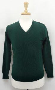 SAVN Bottle Green sweater